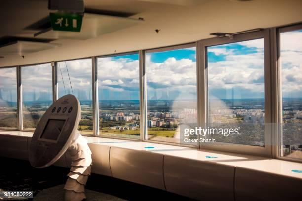 tallinn tv tower - oskar stock pictures, royalty-free photos & images