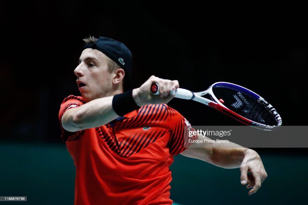 Davis Cup By Rakuten 2019 - Day 3 : News Photo