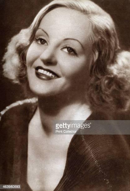 Tallulah Bankhead American actress talkshow host and bonne vivante 1933