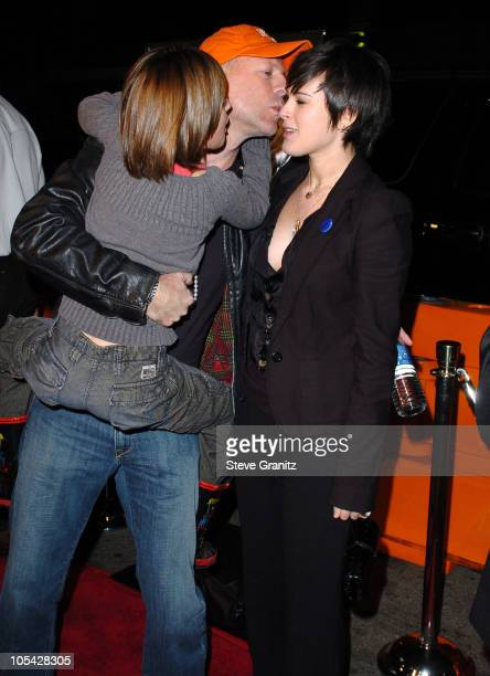 Tallulah Belle Willis Bruce Willis and Rumer Willis