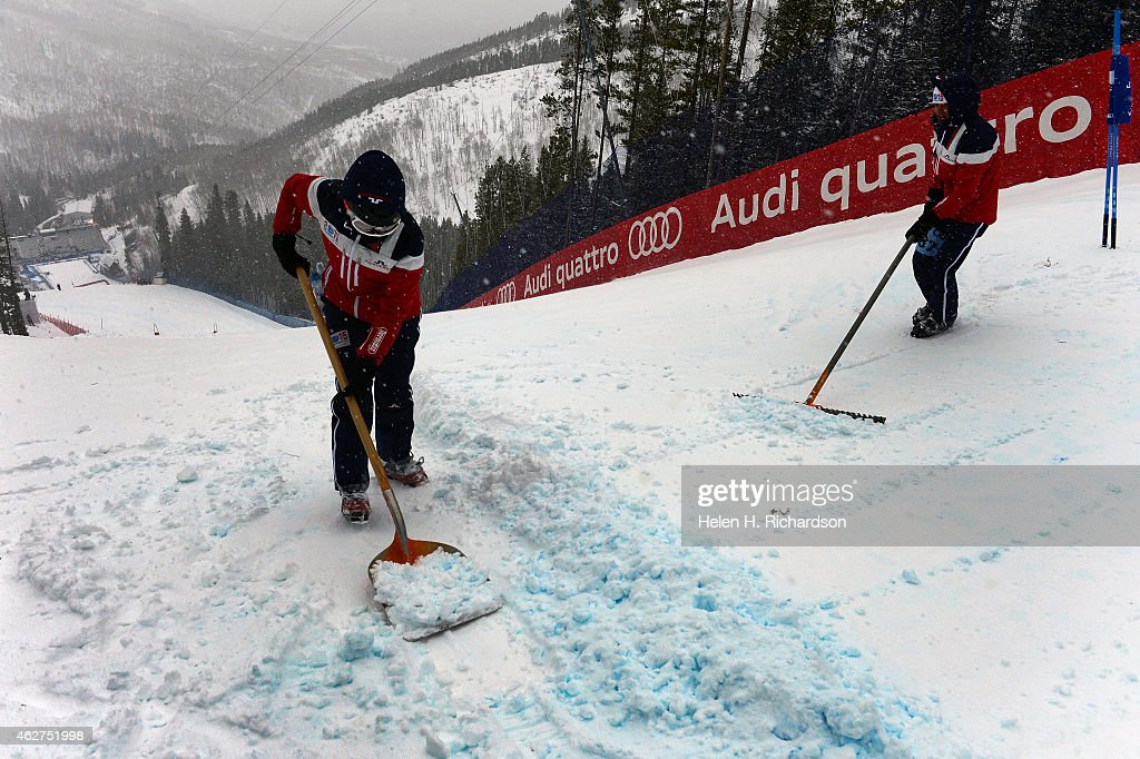 FIS Alpine World Ski Championships, CO. : News Photo