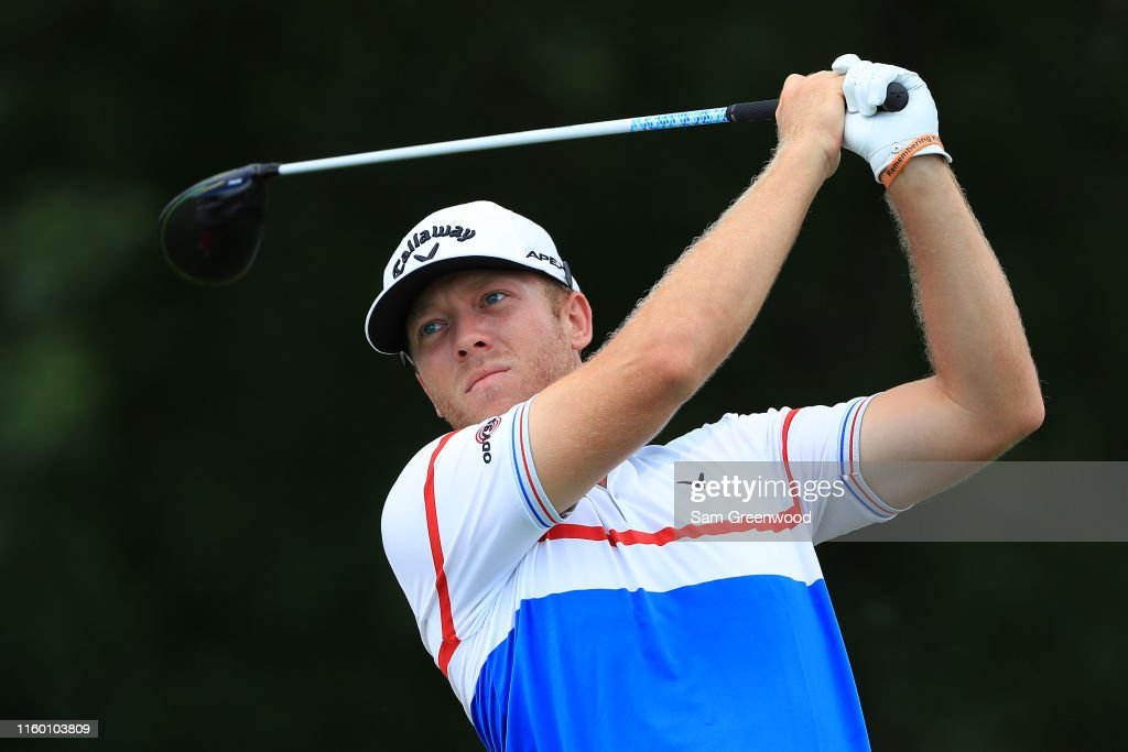 3M Open - Round One : News Photo