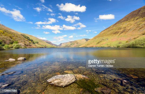 talyllyn lake - snowdonia stock photos and pictures