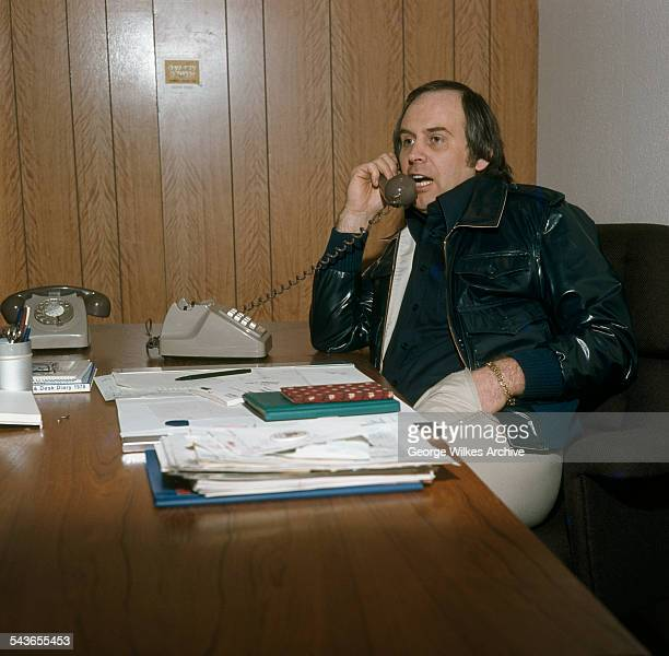 """Tam"""" Paton , was the manager and primary spokesman during the 1970s of the successful Scottish band, the Bay City Rollers."""