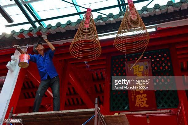 Tam Son Hoi Quan Pagoda in Saigon