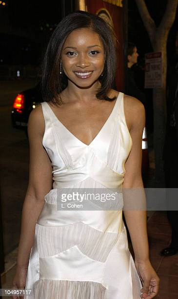 """Tamala Jones during """"Head of State"""" Premiere at Bruin Theater in Westwood, California, United States."""