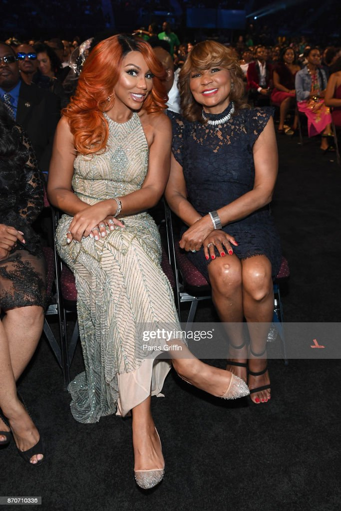 BET Presents: 2017 Soul Train Awards - Backstage & Audience : News Photo