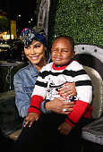 los angeles ca tamar braxton son