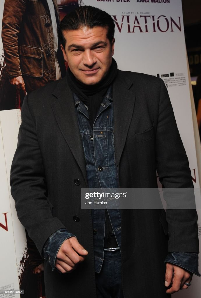 Tamar Hassan attends the world premiere of 'Deviation' at Odeon Covent Garden on February 23, 2012 in London, England.
