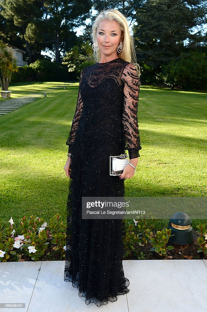 Tamara Beckwith attends amfAR's 20th Annual Cinema Against AIDS during The 66th Annual Cannes Film Festival at Hotel du Cap-Eden-Roc on May 23, 2013 in Cap d'Antibes, France.