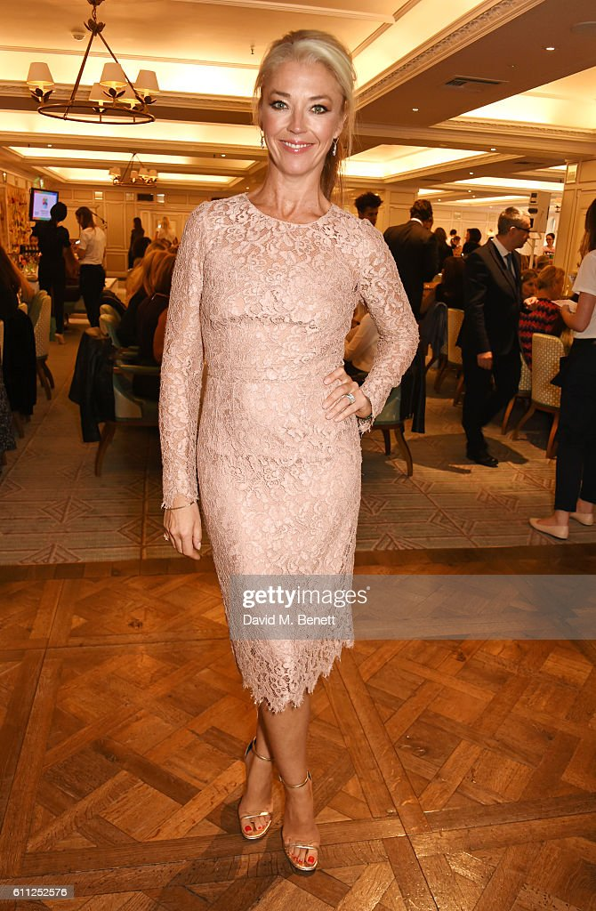 Annual Gynaecological Cancer Fund Ladies' Lunch At Fortnum & Mason
