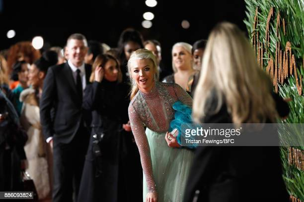 Tamara Beckwith attends The Fashion Awards 2017 in partnership with Swarovski at Royal Albert Hall on December 4 2017 in London England
