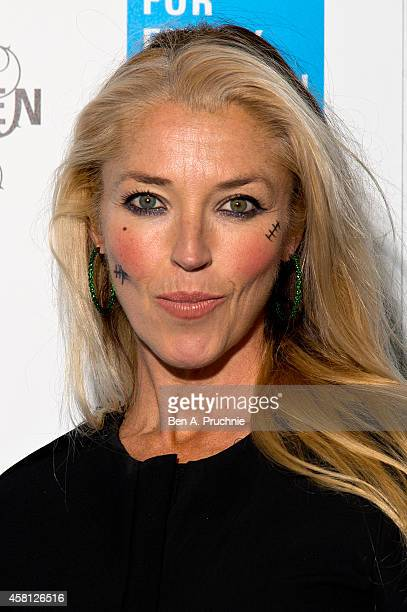 Tamara Beckwith attends the UNICEF Halloween Ball at One Mayfair on October 30 2014 in London England