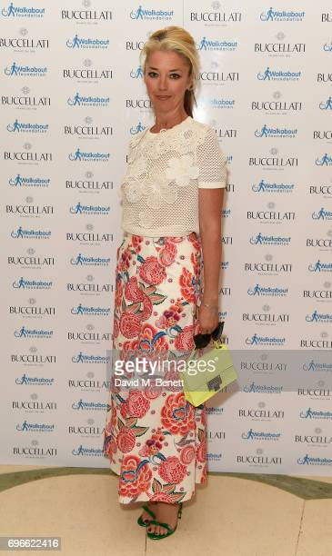 Tamara Beckwith attends the Women4Walkabout Ladies Luncheon Sponsored By Buccellati at Claridges Hotel on June 16 2017 in London England