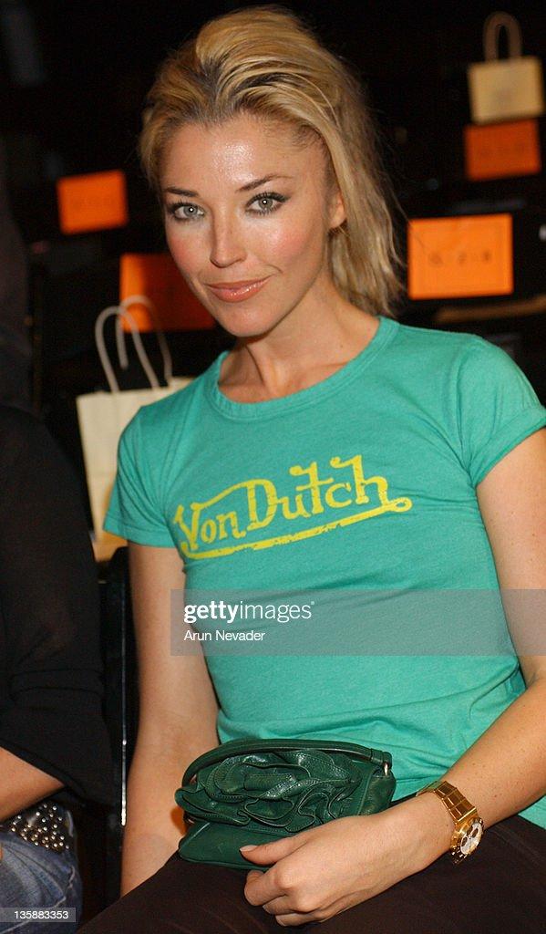 Smashbox LA Fashion Week Spring 2004 - Jennifer Nicholson Show - Front Row