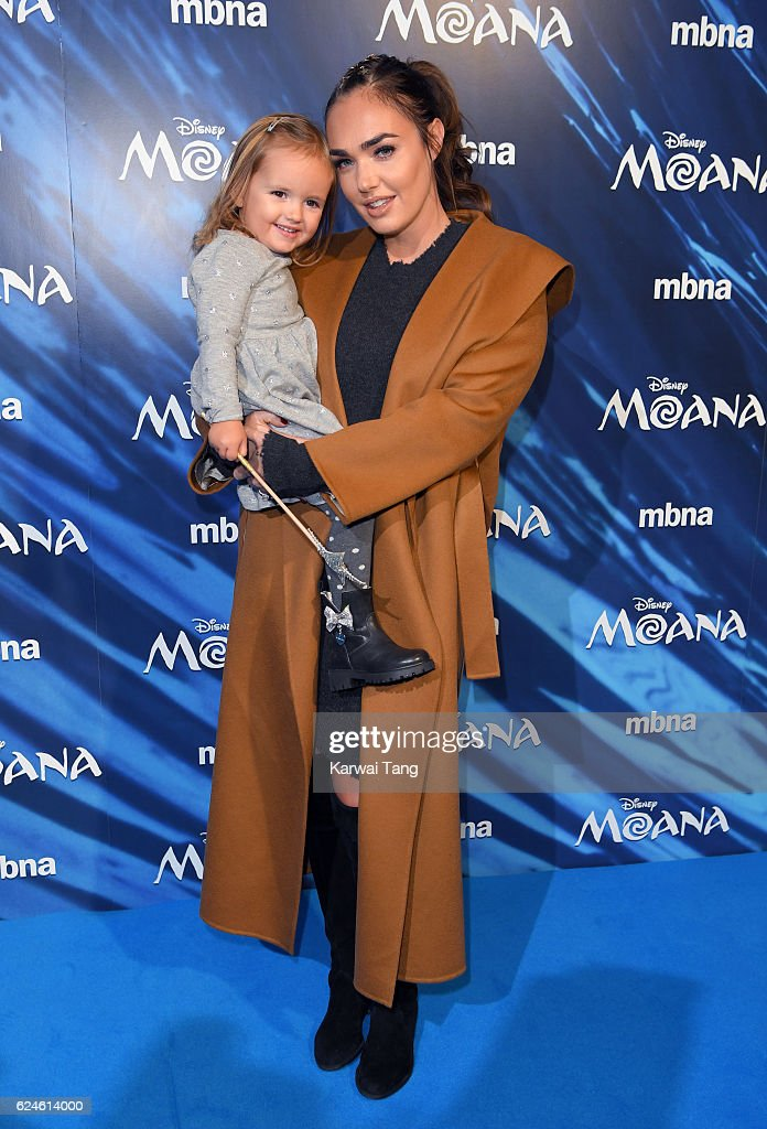 """MOANA"" -  UK Gala Screening - Red Carpet Arrivals : News Photo"