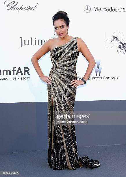 Tamara Ecclestone attends amfAR's 20th Annual Cinema Against AIDS during The 66th Annual Cannes Film Festival at Hotel du CapEdenRoc on May 23 2013...