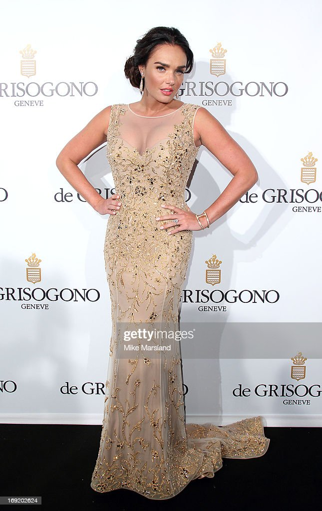 Tamara Ecclestone attends De Grisogono party during The 66th Annual Cannes Film Festival on May 21, 2013 in Cannes, France.