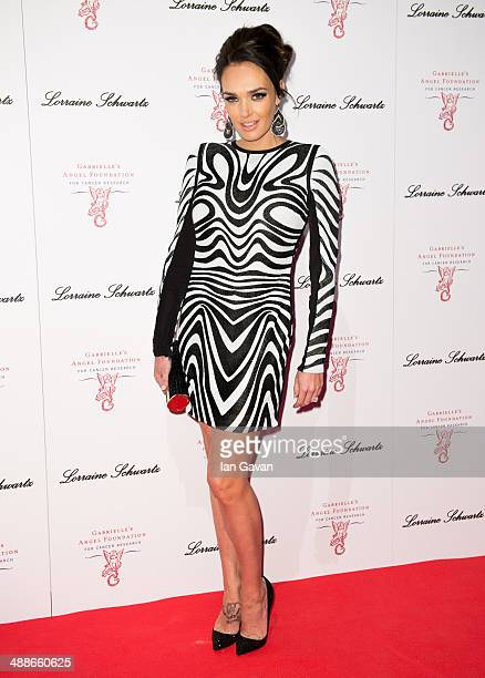 Tamara Ecclestone attends Gabrielle's Gala at Old Billingsgate Market on May 7, 2014 in London, England. Gabrielle's Gala is an annual fundraiser in...