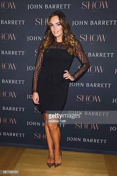 Tamara Ecclestone attends the SHOW Beauty launch at the John Barrett Salon at Bergdorf Goodman on September 23 2013 in New York City