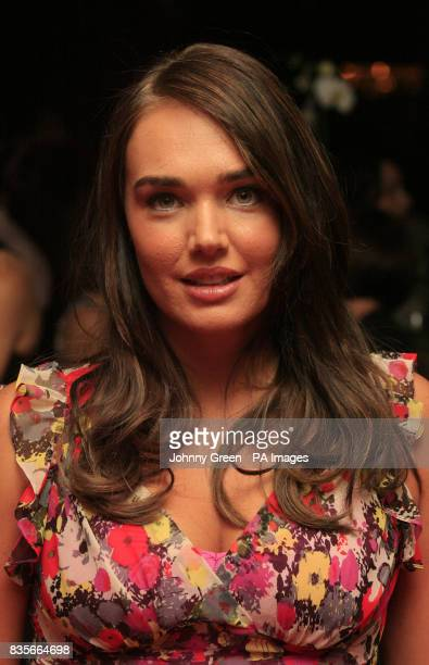 Tamara Ecclestone daughter of Formula One mogul Bernie Ecclestone attends a celebrity screening of the film The Proposal at London's Mayfair Hotel
