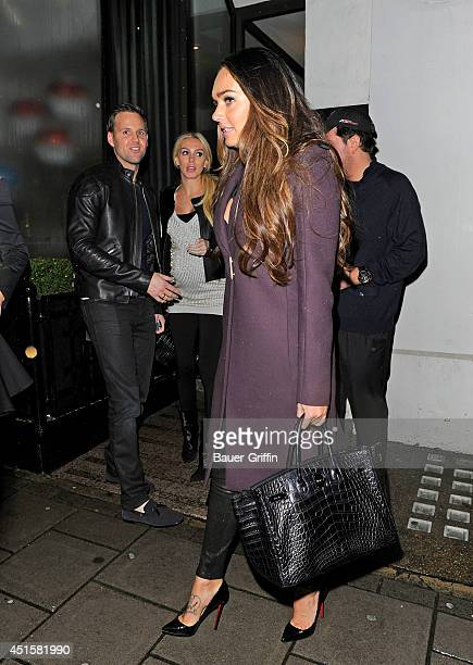 Tamara Ecclestone is seen on December 20 2012 in London United Kingdom