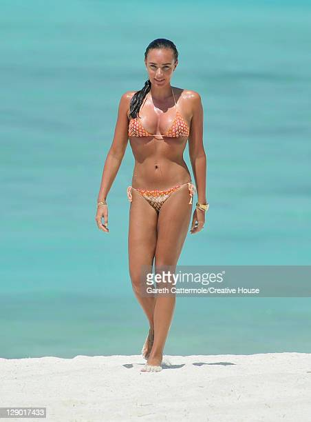Tamara Ecclestone sighted on vacation on February 13 2011 in the Maldives