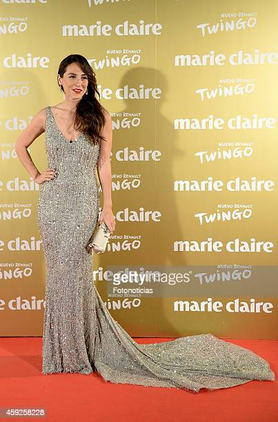 Tamara Falco attends the 2014 Marie Claire Prix de la Mode at Callao Theater on November 19 2014 in Madrid Spain
