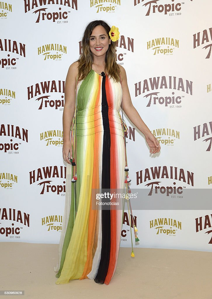 Hawaiian Tropic Presentation By Tamara Falco