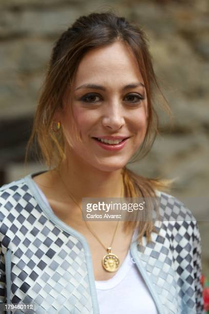 Tamara Falco presents the We Love Tamara new television show during the day three of 5th FesTVal Television Festival 2013 at the Villa Suso Palace on...