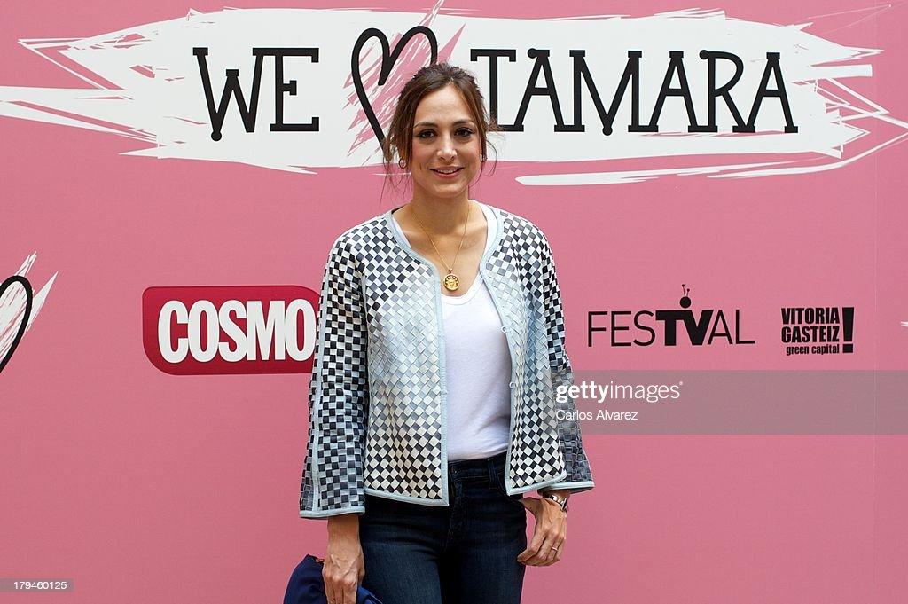 Tamara Falco Presents The U0027We Love Tamarau0027 New Television Show During The  Day Three