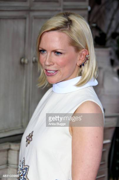 Tamara Grafin von Nayhauss attends the Felix Burda Award 2014 at Hotel Adlon on April 6 2014 in Berlin Germany