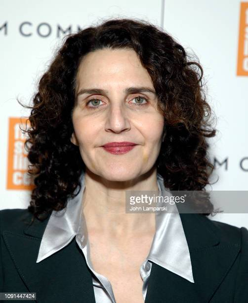 Tamara Jenkins attends Film Society of Lincoln Center Film Comment Annual Luncheon at Lincoln Ristorante on January 08 2019 in New York City