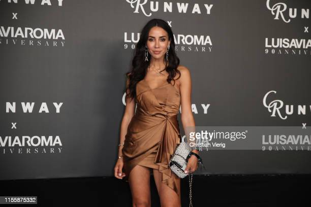 Tamara Kalinic attends the CR Runway x LuisaViaRoma Event during Pitti Immagine Uomo 96 on June 13 2019 in Florence Italy