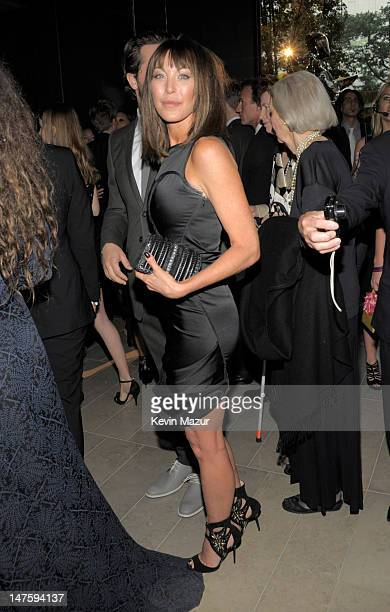 Tamara Mellon attends the 2010 CFDA Fashion Awards at Alice Tully Hall, Lincoln Center on June 7, 2010 in New York City.