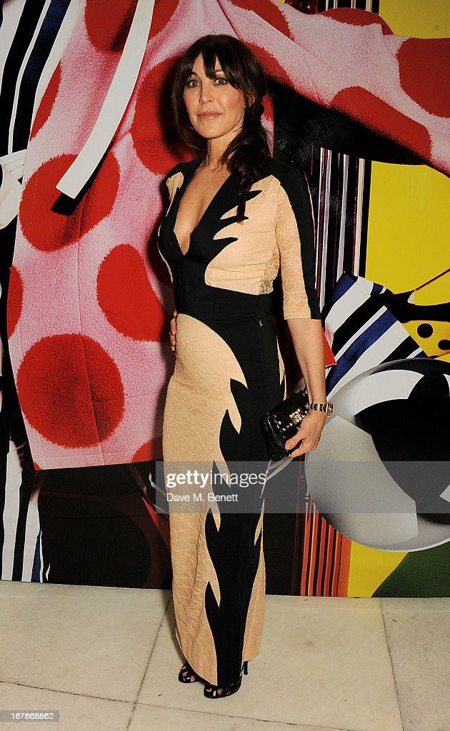 Tamara Mellon attends the opening party for The Vogue Festival 2013 in association with Vertu at Southbank Centre on April 27, 2013 in London, England.