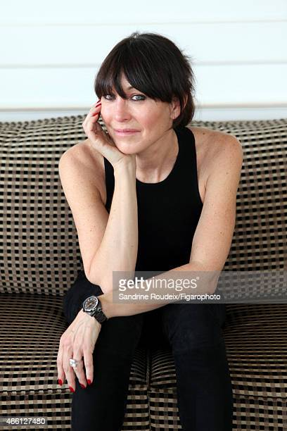 8bb39601957f Tamara Mellon is photographed for Madame Figaro on January 29 2015 in Paris  France PUBLISHED IMAGE