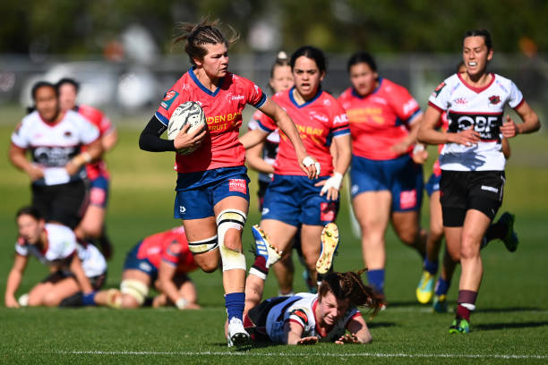 NZL: Farah Palmer Cup Rd 2 - North Harbour v Tasman