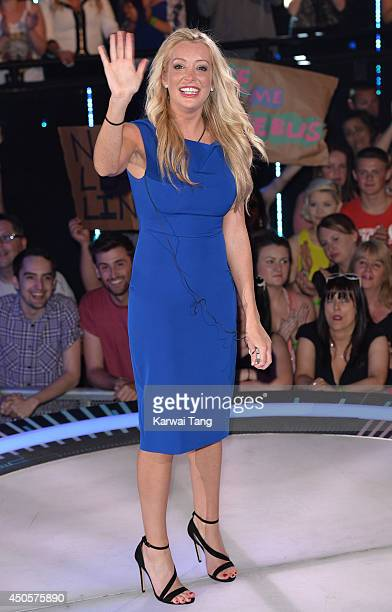Tamara StewartWood is the first person to be evicted from the Big Brother house at Elstree Studios on June 13 2014 in Borehamwood England