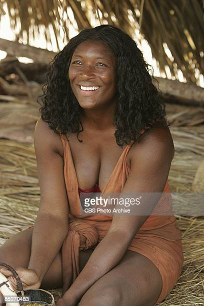 Tamara 'Taj' JohnsonGeorge during the third episode of SURVIVOR TOCANTINS THE BRAZILIAN HIGHLANDS Thursday Feb 26 on the CBS Television Network