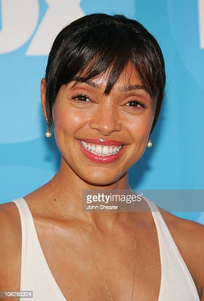Tamara Taylor during 2006 FOX TCA Summer Party Arrivals at RitzCarlton in Los Angeles California United States