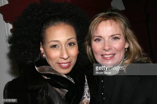 Tamara Tunie and Kim Cattrall *Exclusive Coverage*