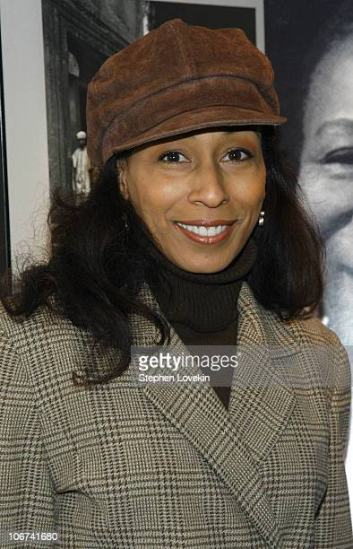 """Tamara Tunie during HBO Presents the New York Screening of the Documentary """"Beah: A Black Woman Speaks"""" at The Schomburg Center in New York City, New..."""