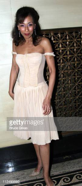 """Tamara Tunie during Opening Night Party for """"Julius Caesar"""" on Broadway at Gotham Hall in New York City, New York, United States."""