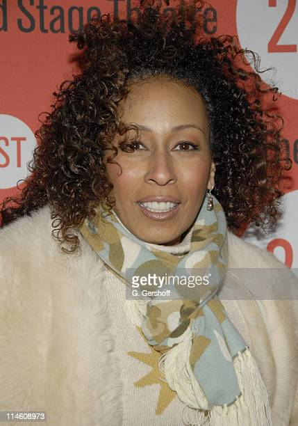 """Tamara Tunie during """"The Scene"""" New York Opening Night and After Party at Second Stage Theatre in New York City, New York, United States."""