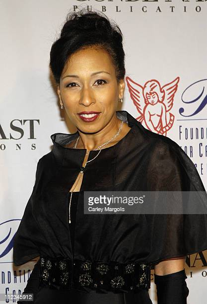 """Tamara Tunie of """"As The World Turns"""" and guest during The G&P Foundation for Cancer Research 4th Annual Angel Ball at Marriott Marquis in New York..."""