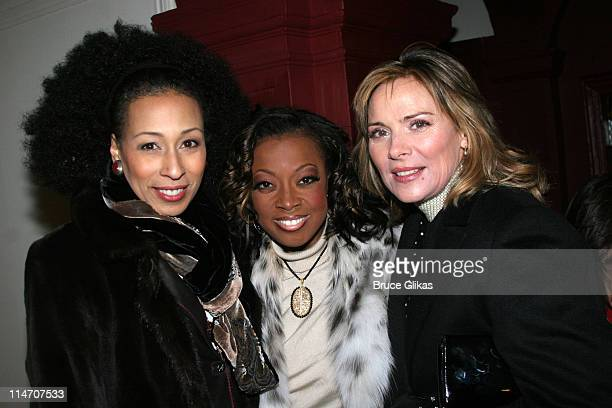 Tamara Tunie Star Jones Reynolds and Kim Cattrall *Exclusive Coverage*