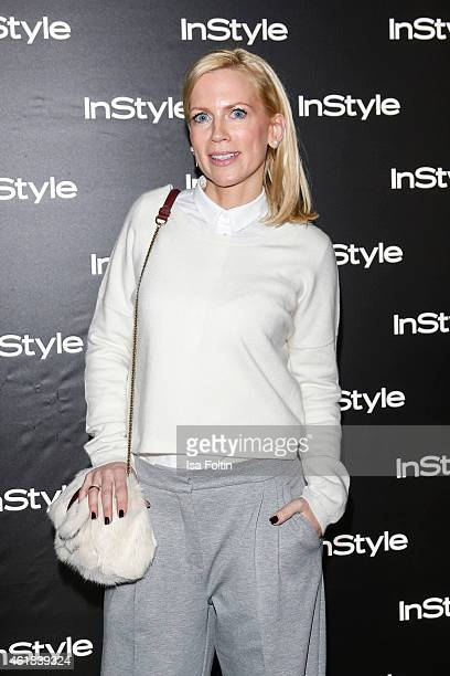 Tamara von Nayhauss attends the Instyle Cocktail on January 20 2015 in Berlin Germany