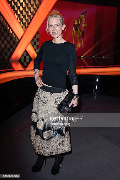 Tamara von Nayhauss attends the Tribute To Bambi 2014 on September 25 2014 in Berlin Germany