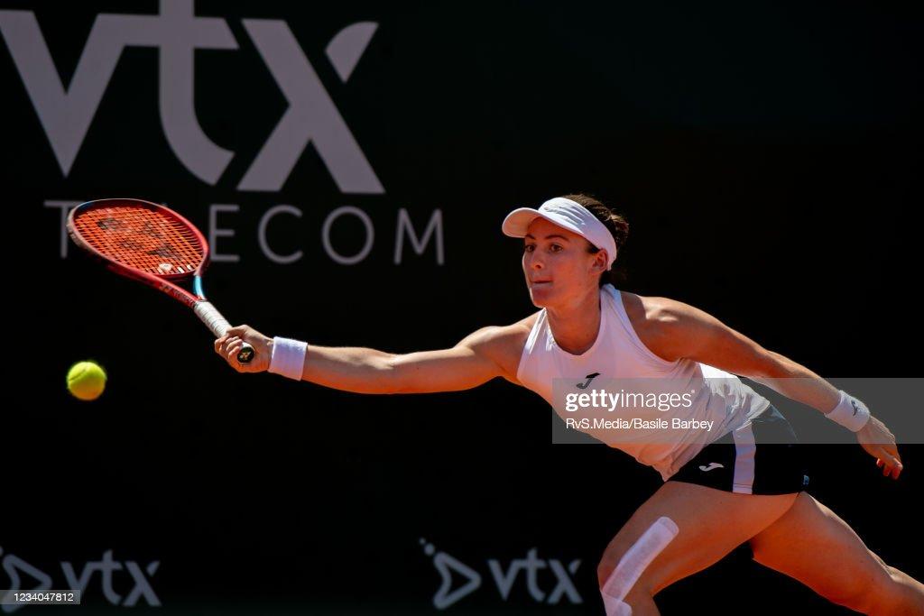 Ladies Open Lausanne 2021 - Final : News Photo